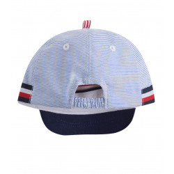 BABY BOY STRIPED CAP