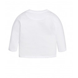 LONG SLEEVE T-SHIRT FOR BABY BOY