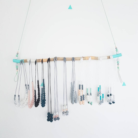 MINI GEOMETRIC NECKLACE