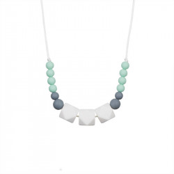 LILY MINT NECKLACE