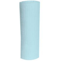 BLUE BAMBOO MUSLIN