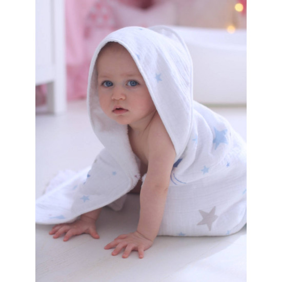 BLUE STAR TOWEL