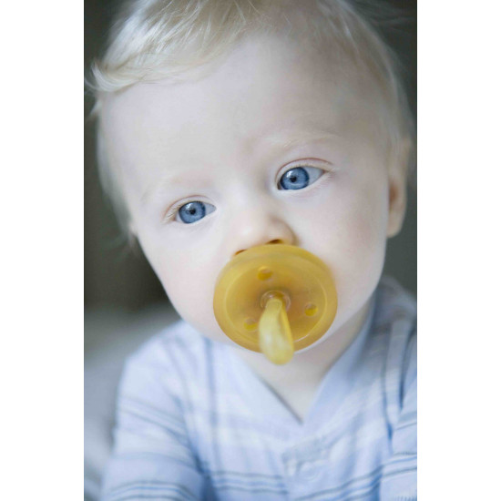RUBBER PACIFIER ORTHODONTIC L