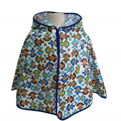 MONKEY UNISEX RAINCOAT
