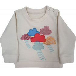 ECRU CLOUD EMBROIDERED COMBIN