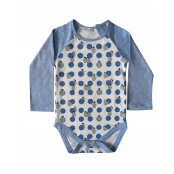 BLUE PENGUIN BODYSUIT