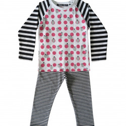 PENGUIN COMBINED FOR BABY GIRLS