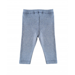 BLUE CLOUD PATTERNED LEGGINGS FOR BABY BOYS