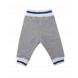 BLUE PENGUIN PANTS FOR BABY BOYS