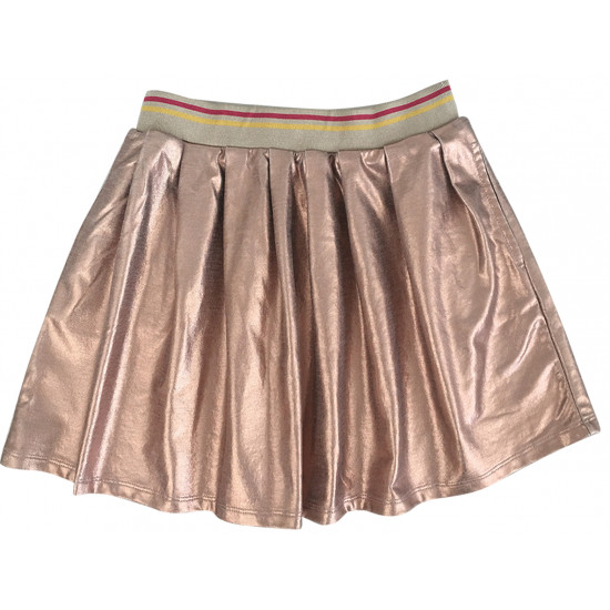 ROSE GOLD SKIRT FOR GIRLS