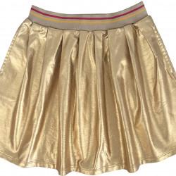 GOLD SKIRT FOR GIRLS