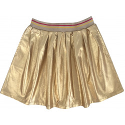 GOLD SKIRT FOR GIRLS