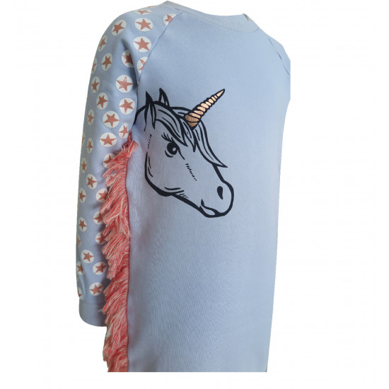 UNICORN DRESS FOR GIRLS