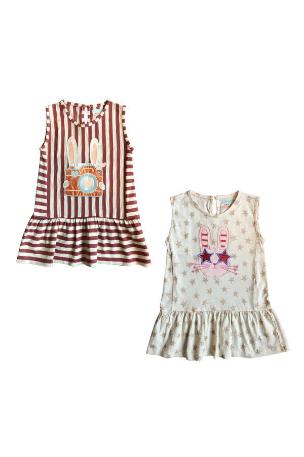 DOUBLE DRESS
