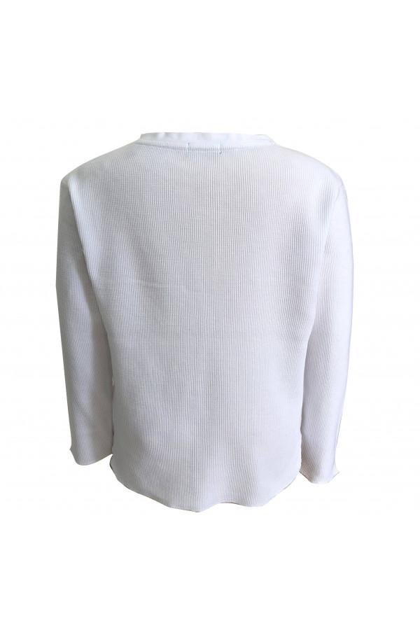WHITE GRANDDAD T-SHIRT
