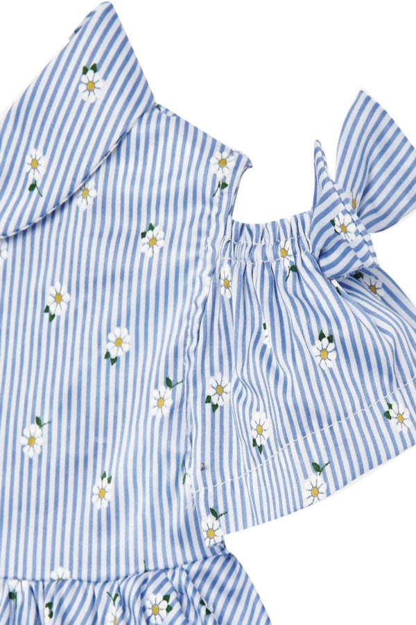 BLOUSE WITH BOWS FOR BABY GIRL
