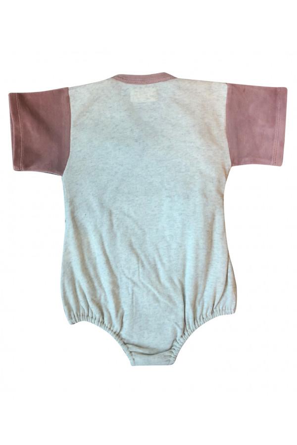 BABY BODY PINK VELVET